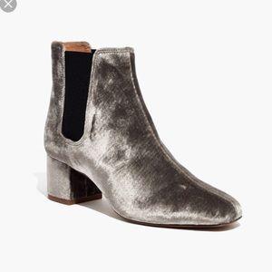 Madewell Chelsea Walker Boots